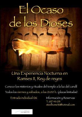 Visita nocturna RAMSES