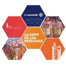 Logo Conferencia COAS La Expo de las Personas